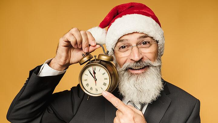 B2B Marketing: Don't Slow Down for the Holidays | iContact