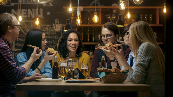 Beer & Pizza* – Helping You Build Better Content   iContact