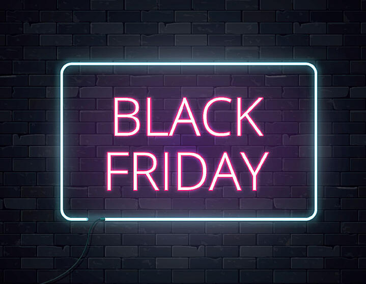 Superior Subject Lines: The Difference between a Black Hole and a Bumper Black Friday | iContact