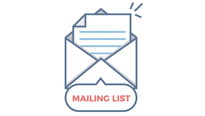 Five Places You MUST Ask People to Join Your Email List | iContact
