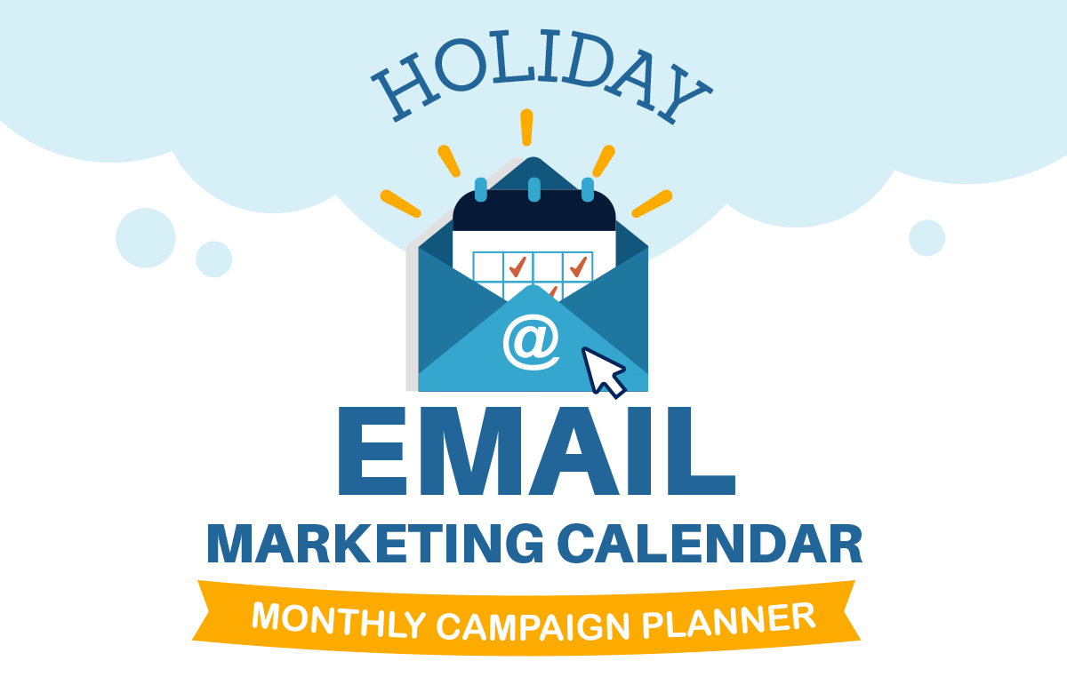 Holiday Marketing Campaign 3-Month Calendar | iContact