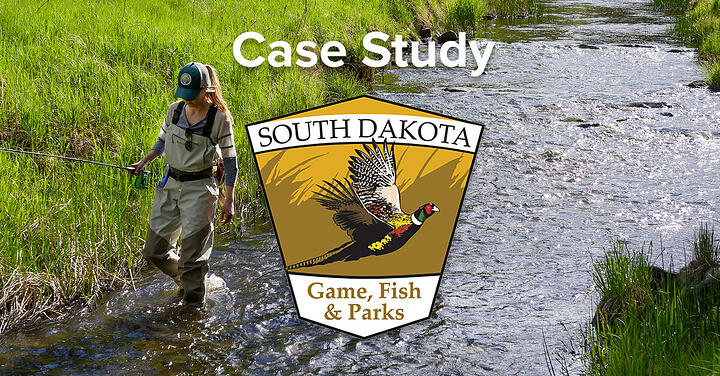 South Dakota Game, Fish and Parks: Reeling in a Million Email Subscribers (and counting)