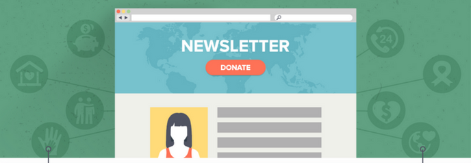 Anatomy of a Nonprofit Newsletter | iContact