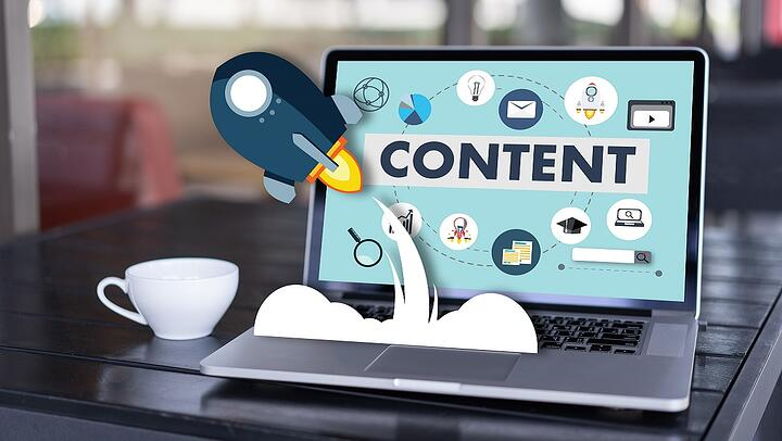 Content Marketers: Spend More Time Documenting and Less Creating   iContact