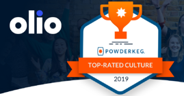 Powderkeg Culture award Olio 2019