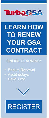 GSA Contract renewal Training