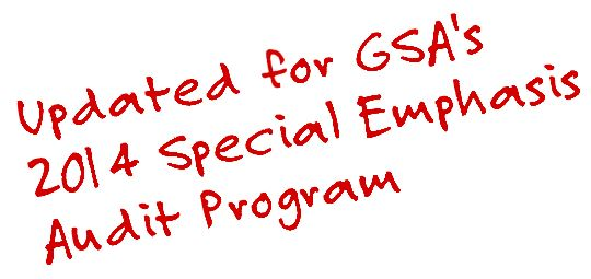 2014 GSA Audit Update