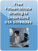 GSA schedule overview