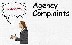GSA Agency Complaints
