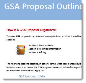 gsa-proposal-contract-outline