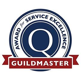 Guildmaster with distinction award winner - 2012