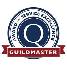 Guildmaster with distinction award winner - 2012