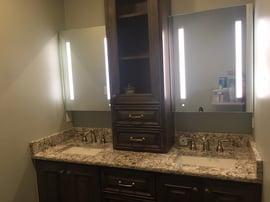 Bathroom Design Trends: AIO Mirrors