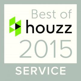 2015 Best of houzz award winner
