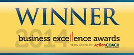 Acadian House Kitchen and Bath Wins 2014 Business Excellence Award