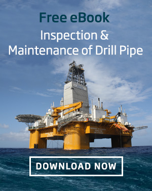 Understanding the inspection process for drilling tubulars