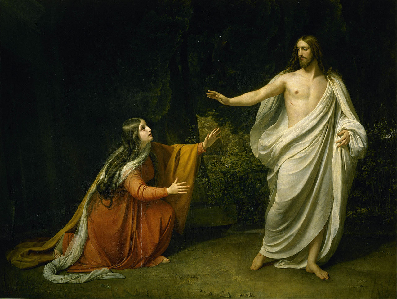 Saint Mary Magdalene: Pray for us! | Image: Wikimedia Commons