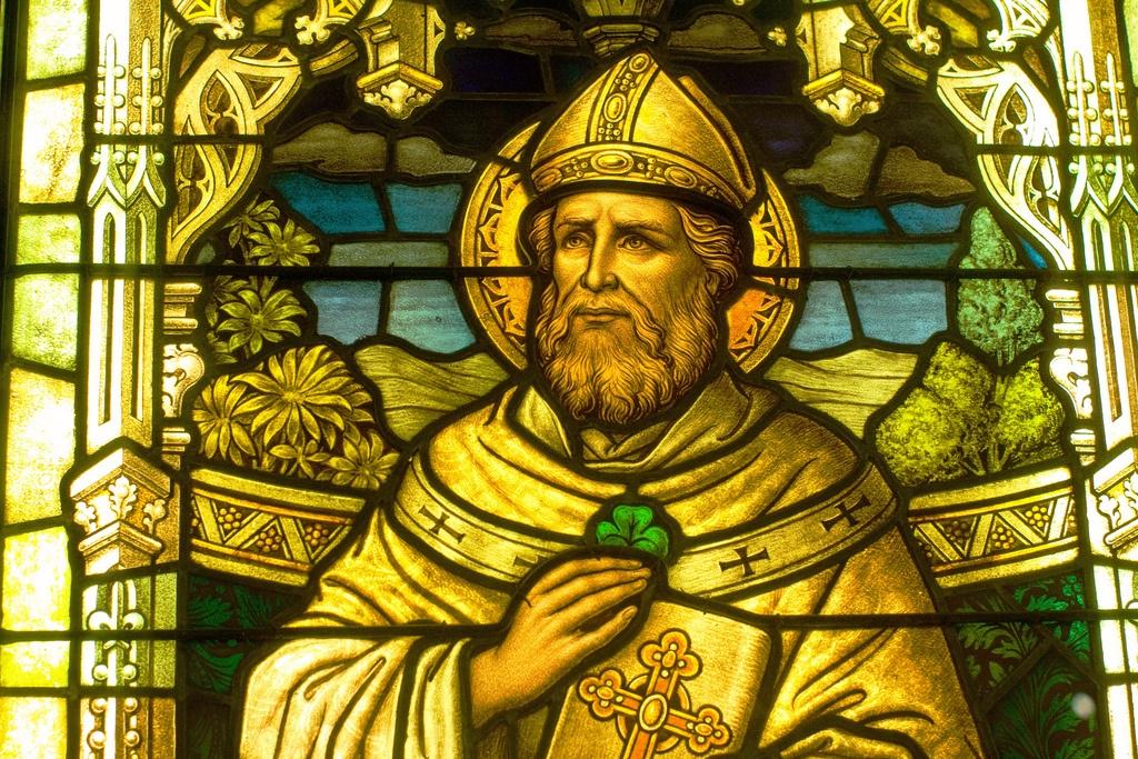 Who was Saint Patrick?