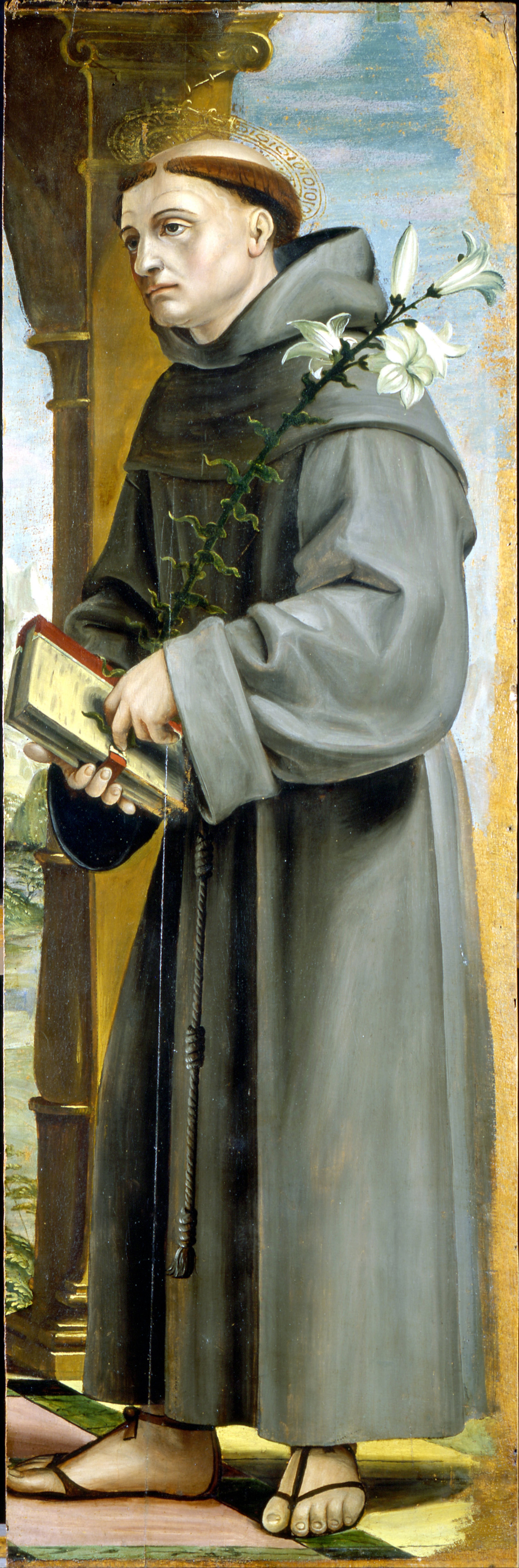 Saint Anthony is far more than the saint who finds lost objects.