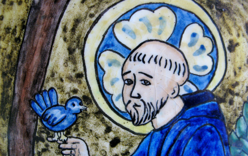 Saint Francis of Assisi | Image: Wikimedia Commons