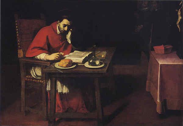 Saint Charles Borromeo   Image: Wikimedia Commons