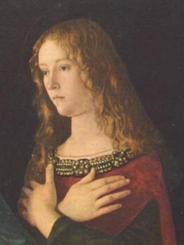 Saint Mary Magdalene   Image: Wikimedia Commons