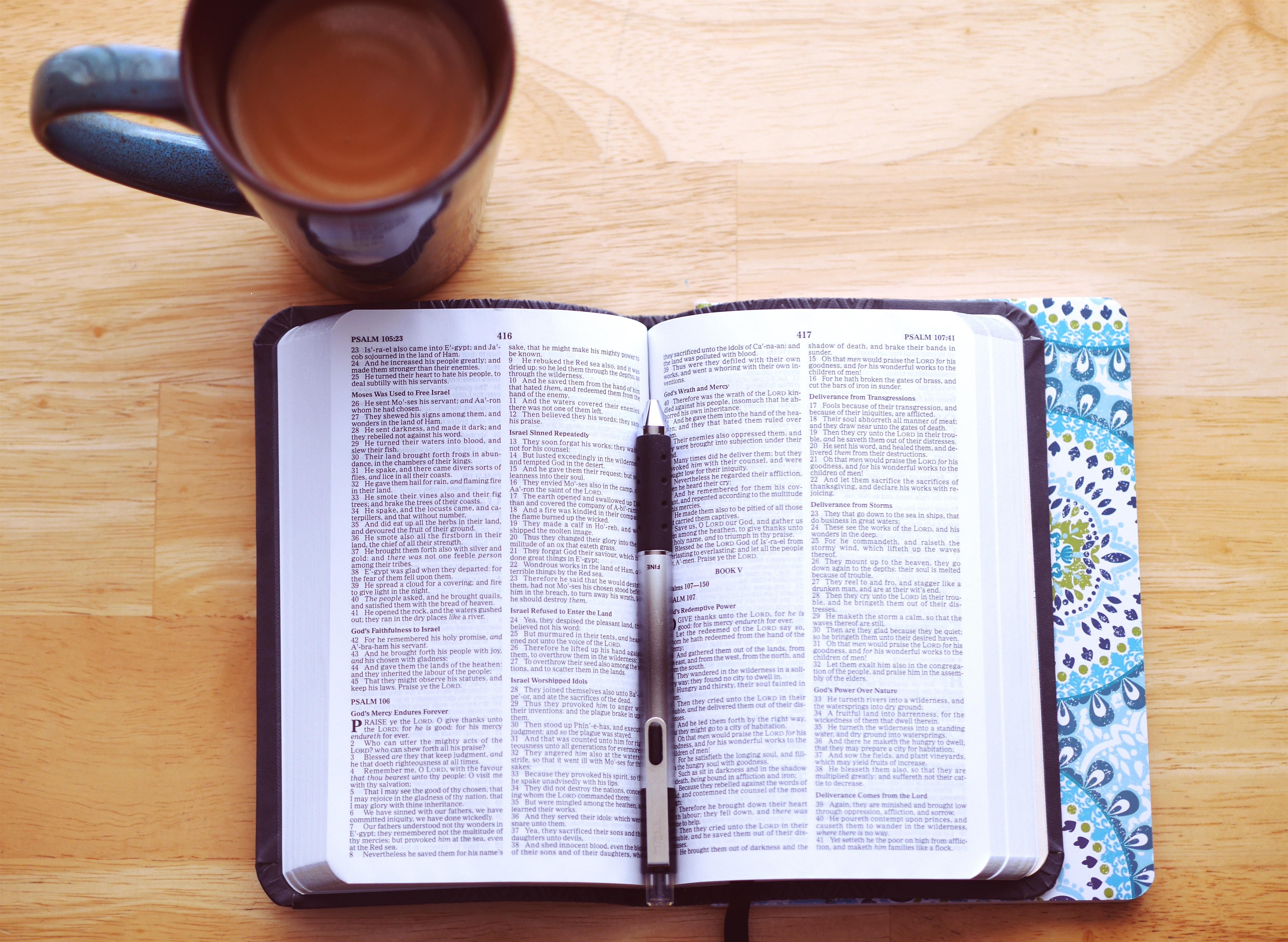 The Good News, Bible