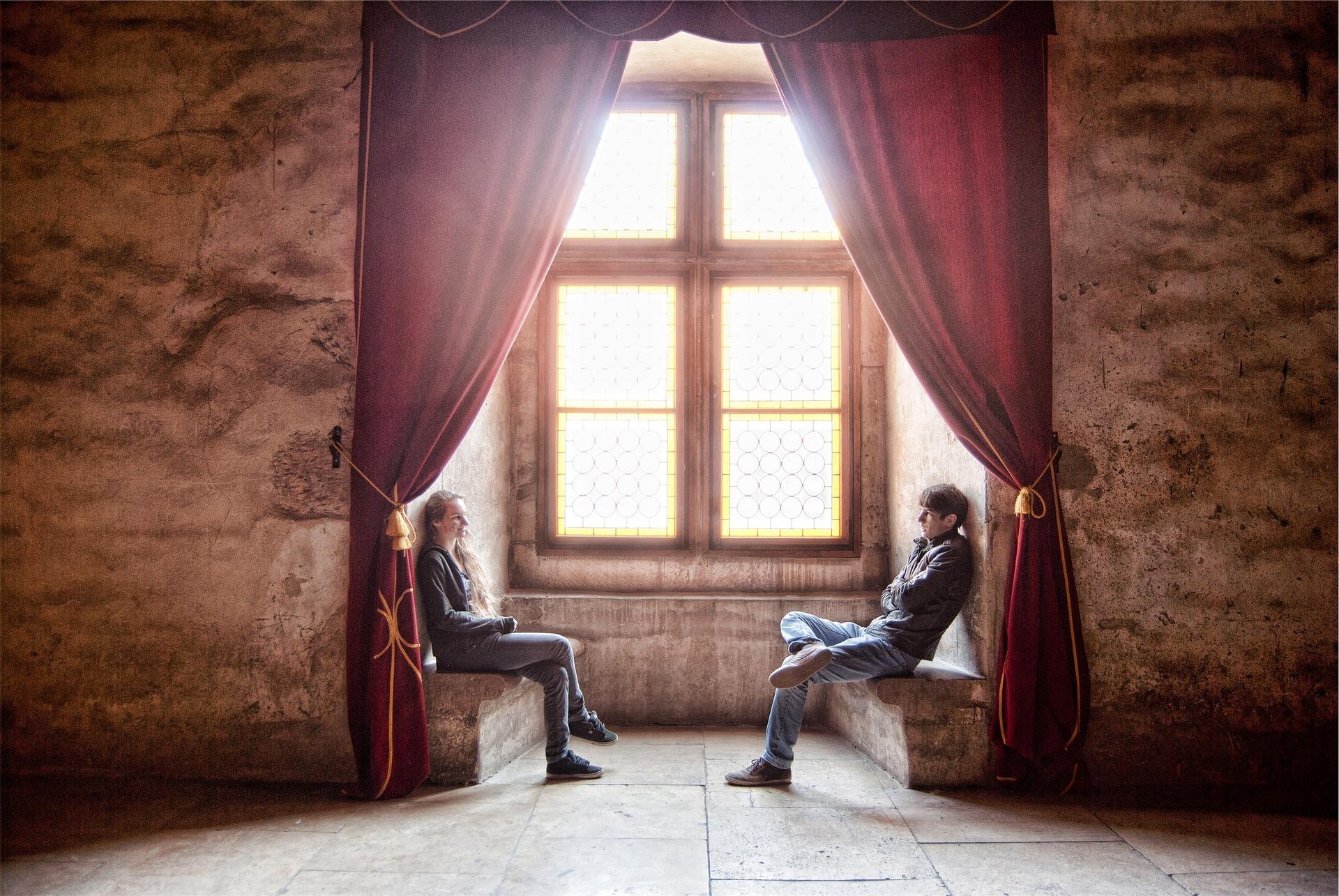 conversation, hearing God speak