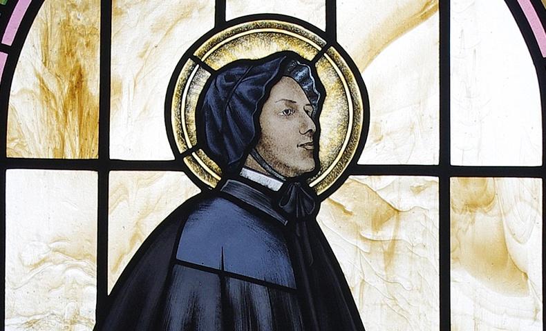 Saint Elizabeth Seton   Image: Wikimedia Commons