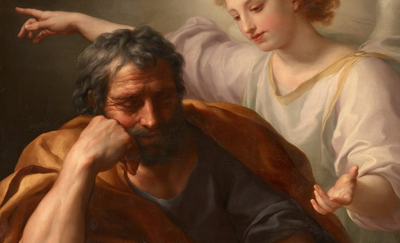 Saint Joseph: Husband of Mary, Father of Jesus