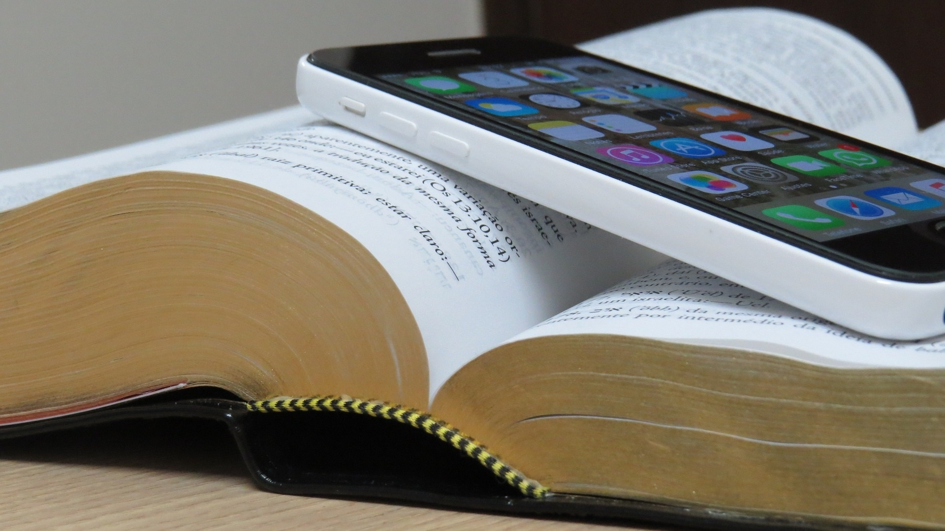 What do cell phones have to do with Lent?