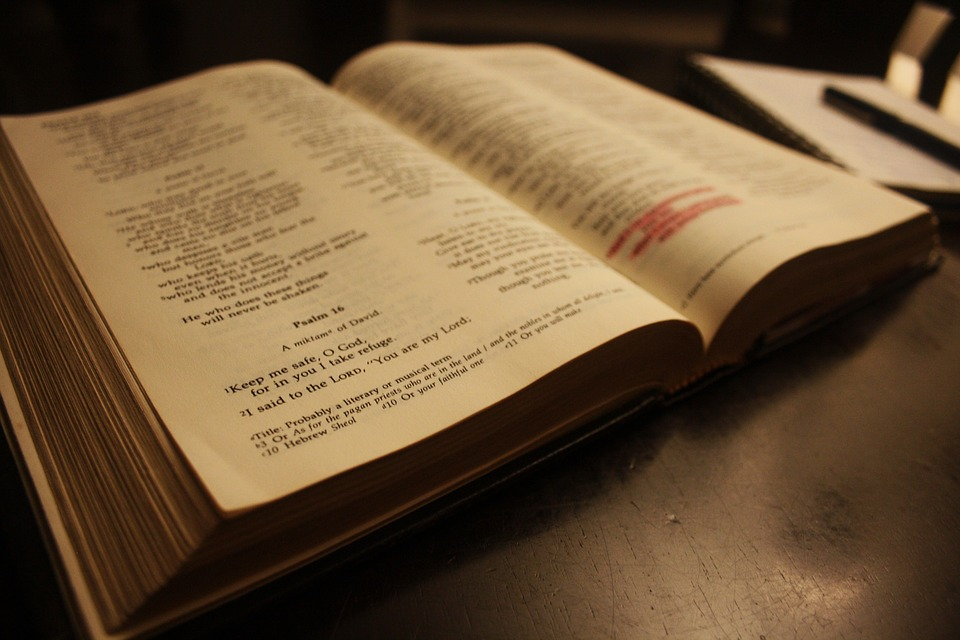 Read the Bible Like Never Before | Image: Pixabay