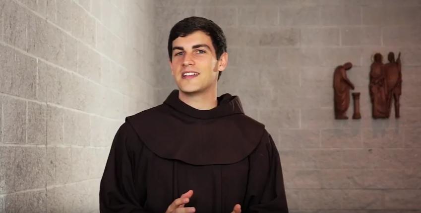 Enjoy Br. Casey Cole's Lenten video on failure.