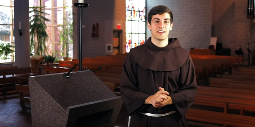 Celebrate Lent with Br. Casey Cole!