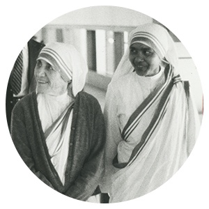 The grace of Mother Teresa