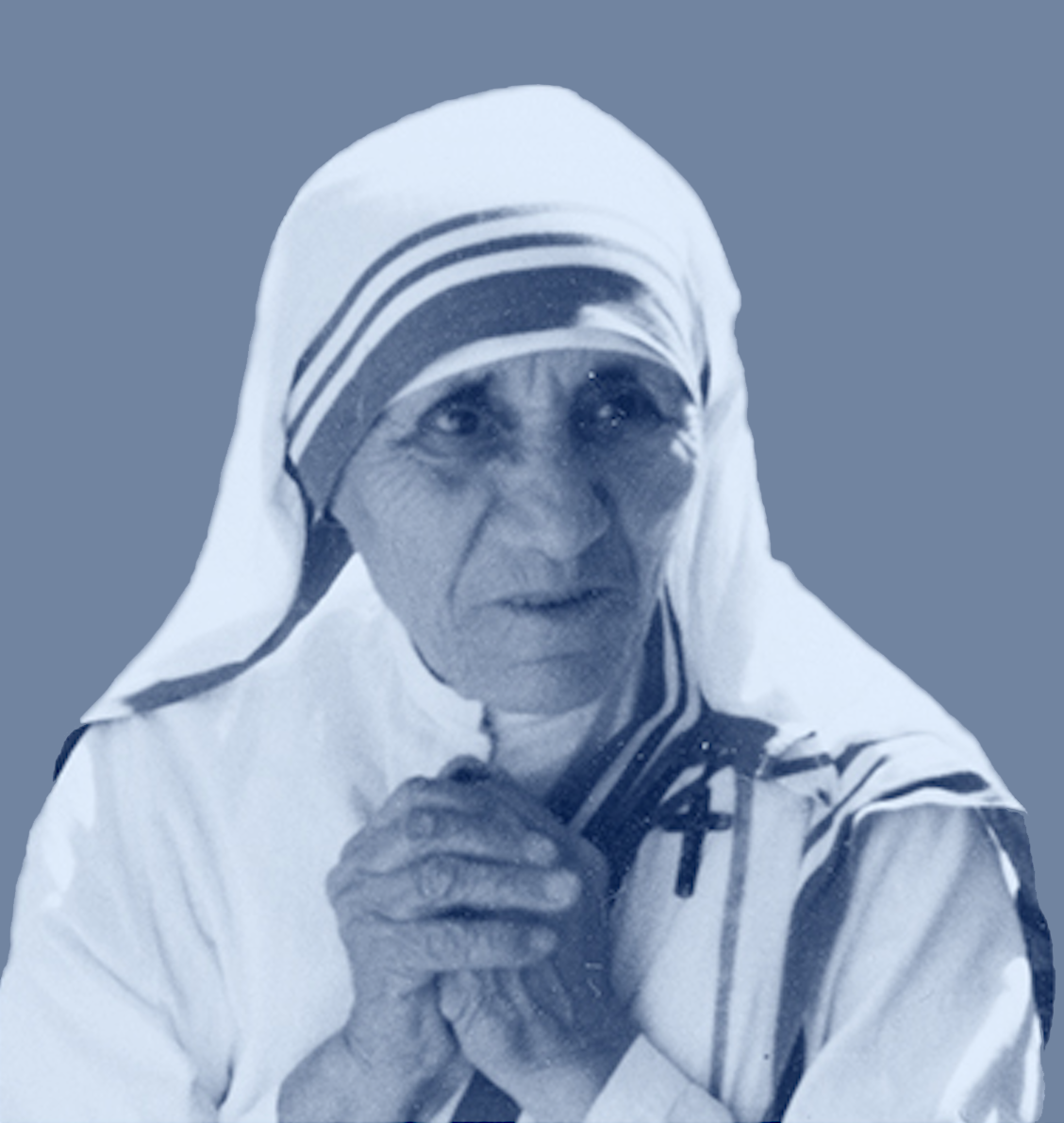 Mother Teresa's emphasis on poverty