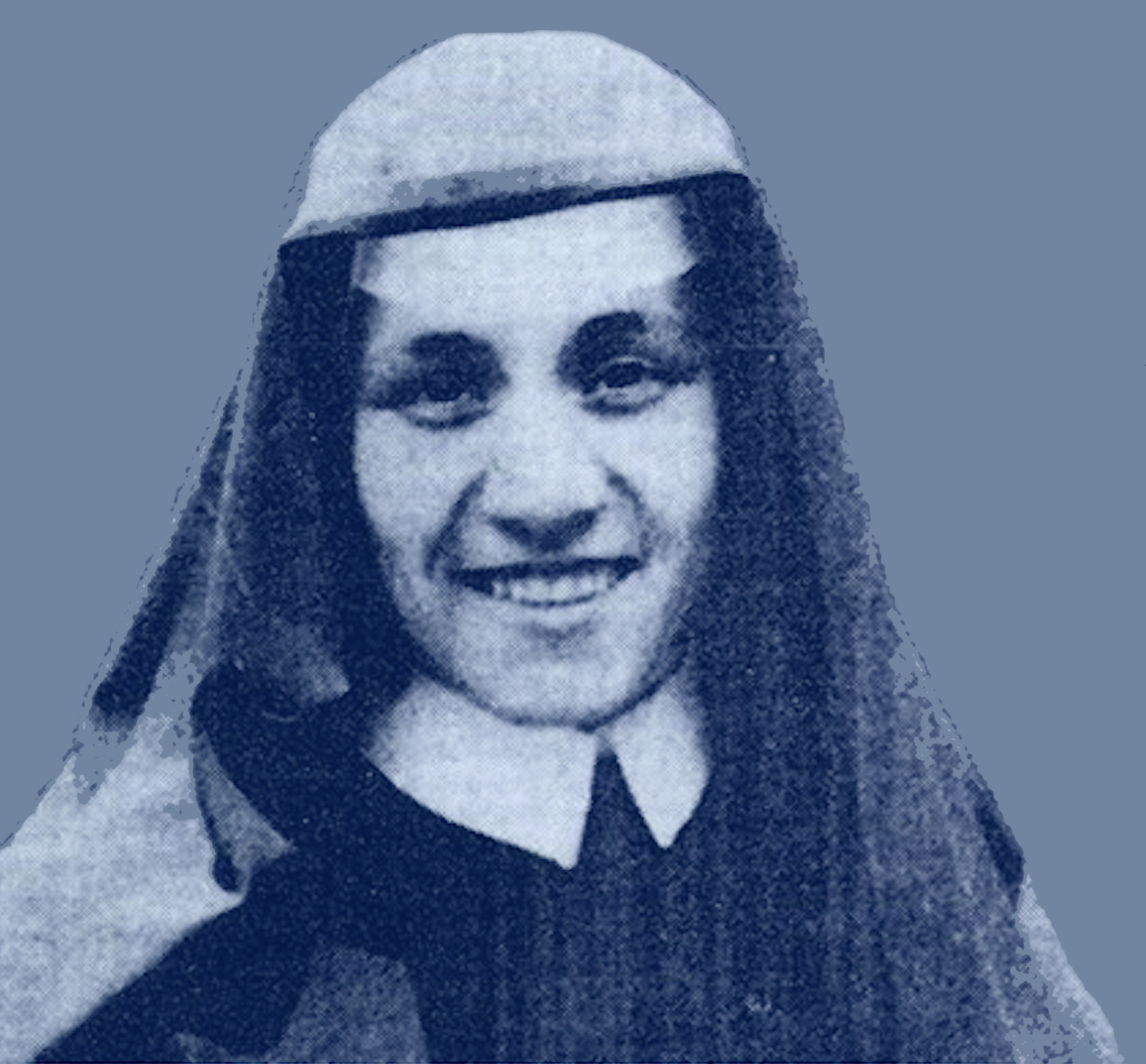 Mother Teresa's life as a young sister