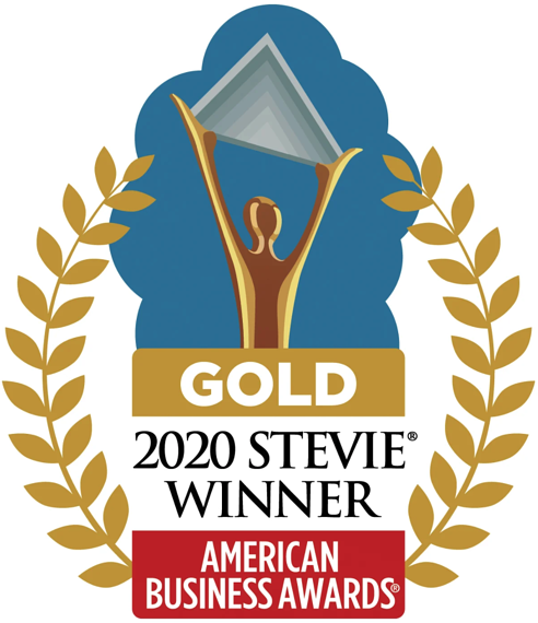 2020 Gold Stevie Winner