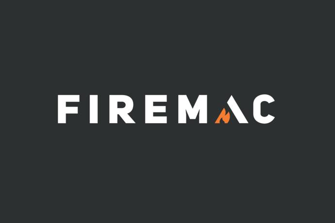 Firemac logo – new Firemac brand identity design