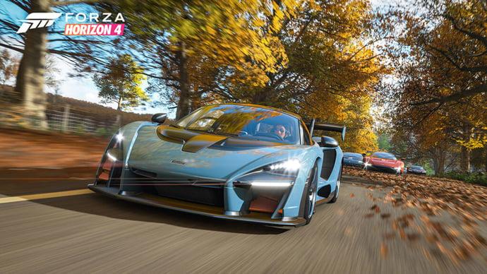 Forza Horizon 4 - supercar
