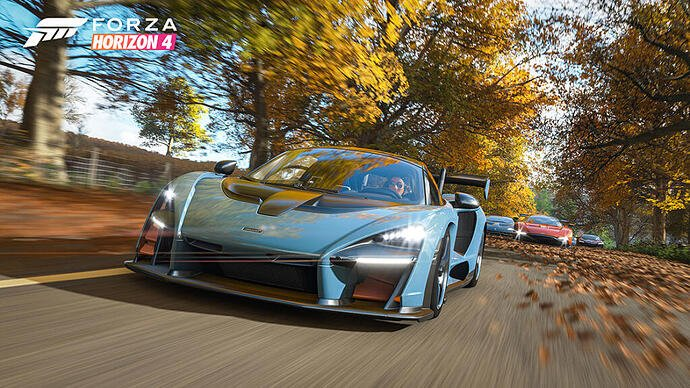 Forza Horizon 4 - supercar