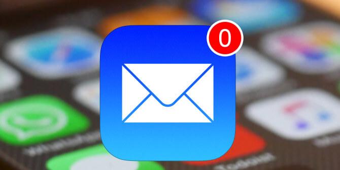 Zero inbox Ios