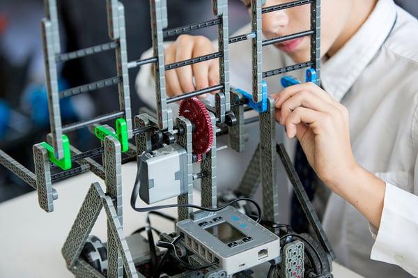 La robótica y el aprendizaje integral