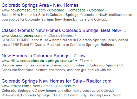 seo-for-home-builders-page-title-examples