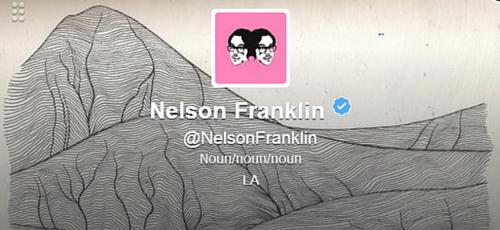 Nelson Franklin Twitter Bio