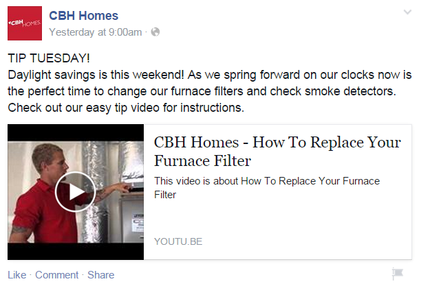 cbh-homes-video-tip