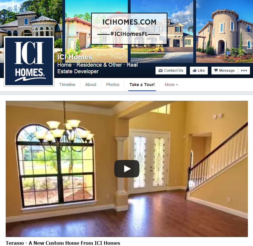Ici Homes Video Tour