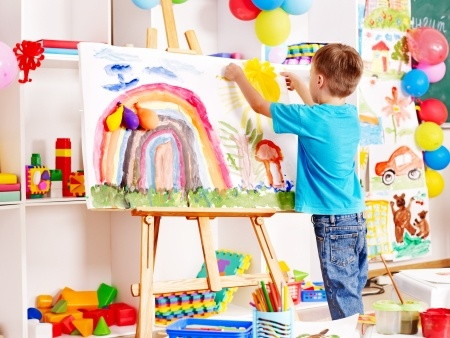 Children and Creativity