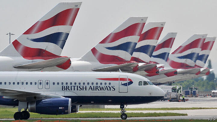 Cyber security: what the British Airways GDPR ruling highlights