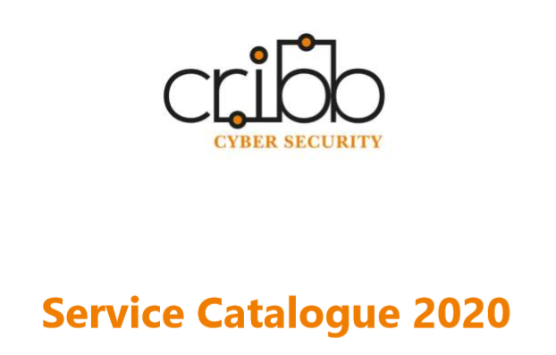 CRIBB Cyber Security Releases its latest Service Catalogue